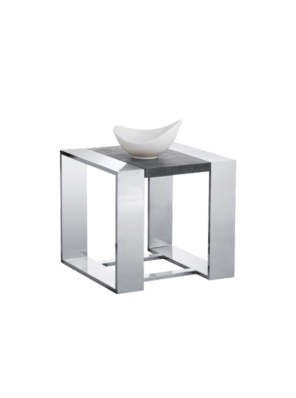 Baxter End Table by Squadra