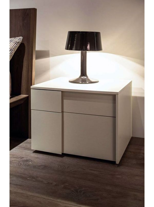 Ginger nightstand right side by ALF