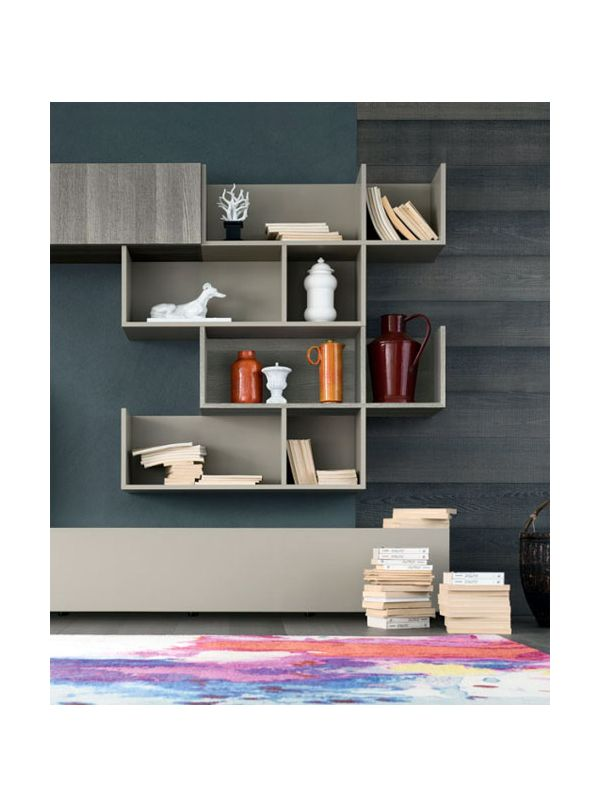 Modular shelves by ALF