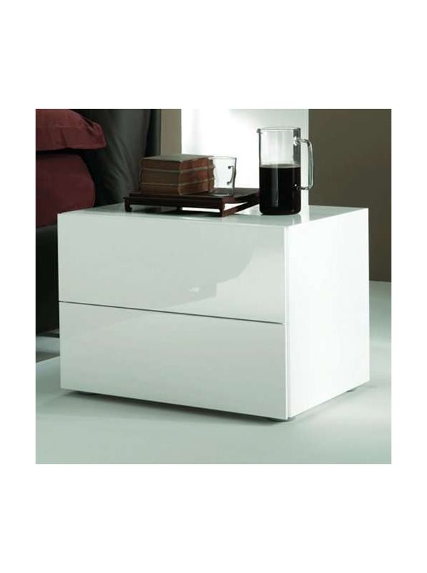 LUX nightstand by Bontempi