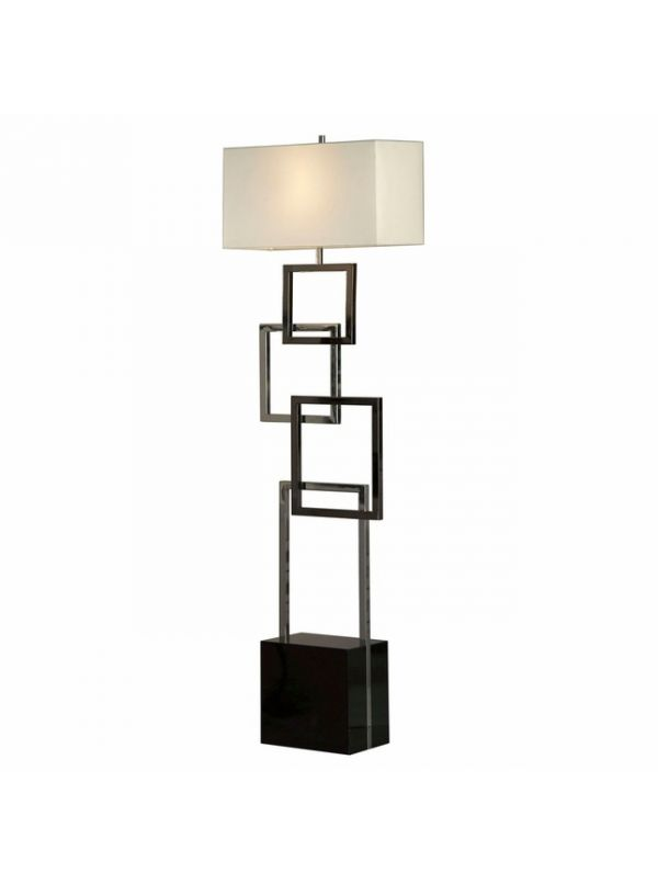 Cuadros floor lamp by Nova