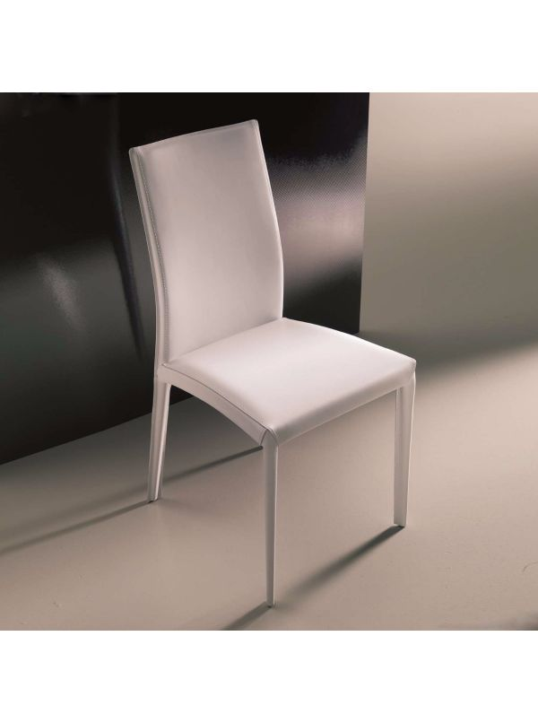 Kefir dining chair by Bontempi