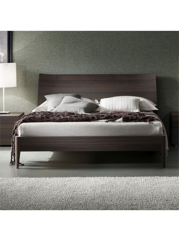 Divine Queen Bed by Rossetto