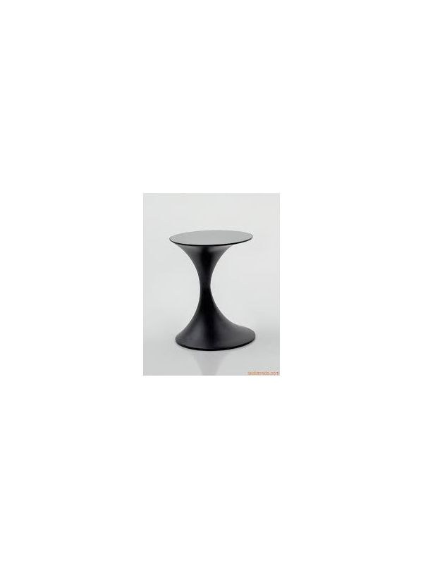 Andorra black Coffee Table by Tonin