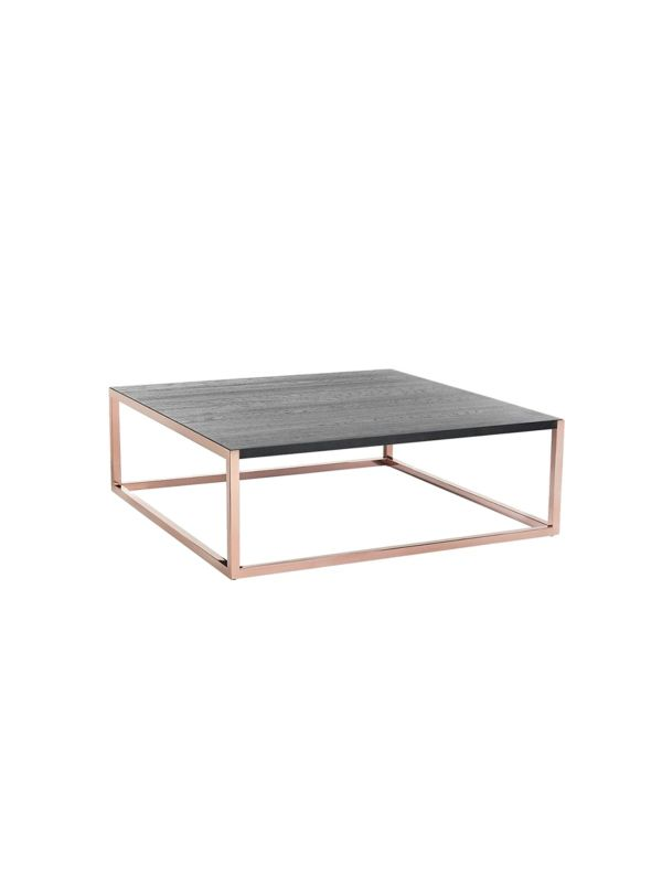 Baxter low Coffee Table by Squadra