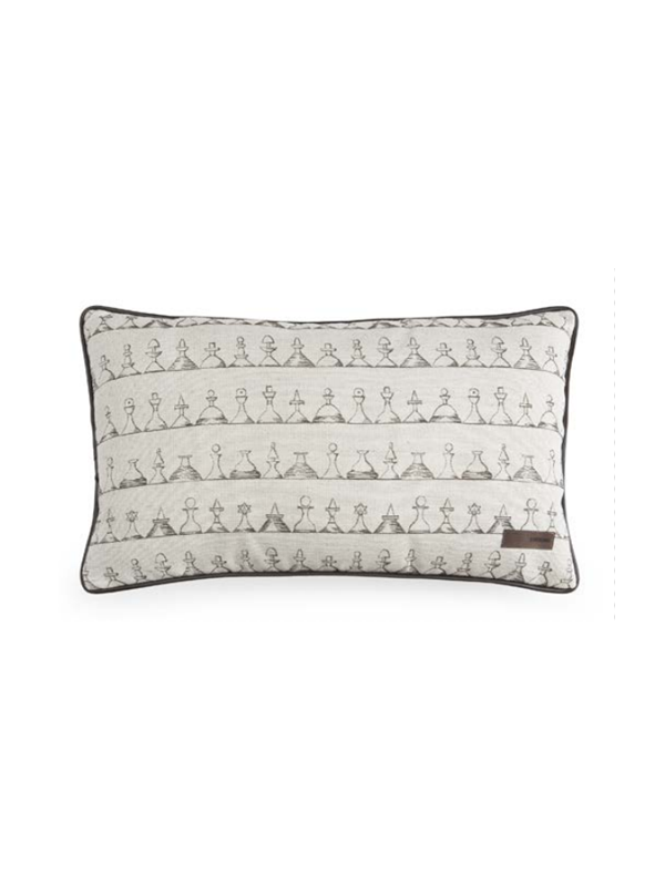 Pillow Natuzzi accents art