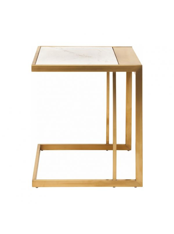 ETHAN side table by Nuevo