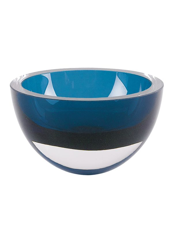 "Peacock Blue Penelope 6"" Bowl"