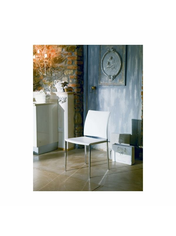 Kida dining chair by Bontempi