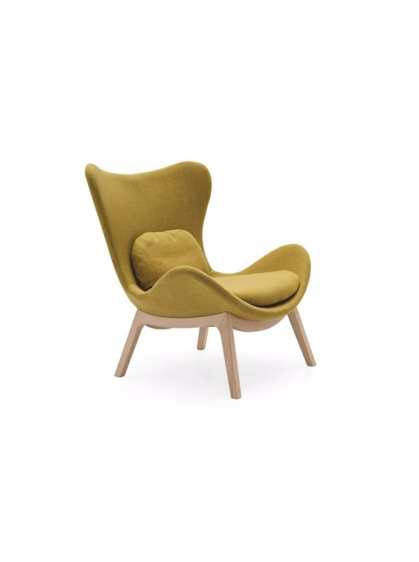 Lazy Armchair by Calligaris