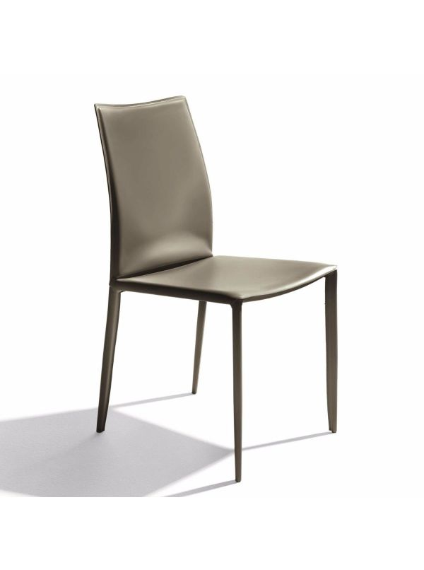 Linda dining chair by Bontempi
