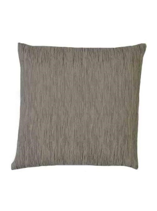 Mandalay Square Ivory Pillow by Canaan Company