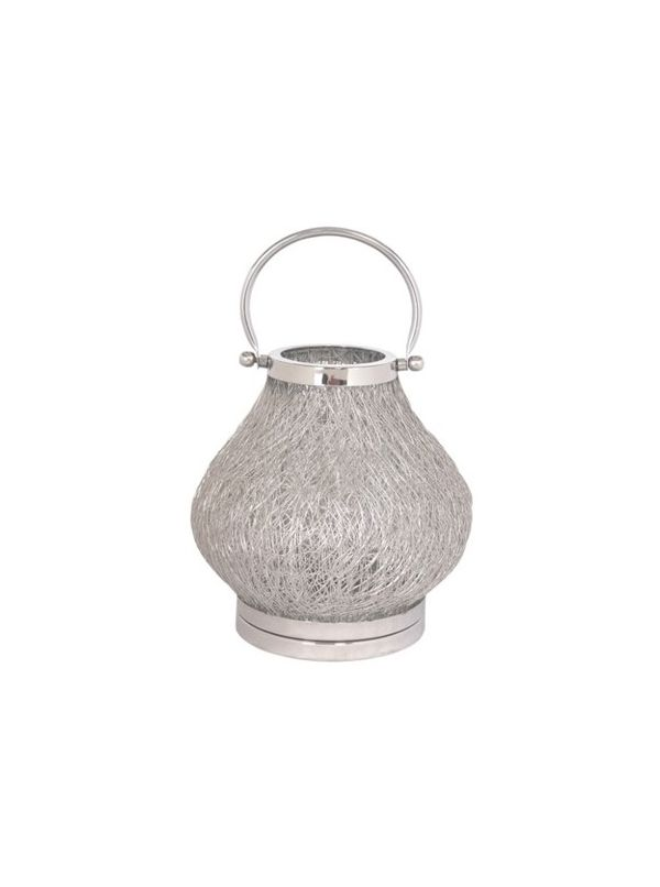 Mesh candle holder, medium size, by Riado