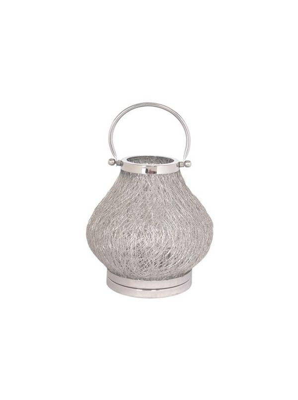 Mesh candle holder, medium size, by Riado