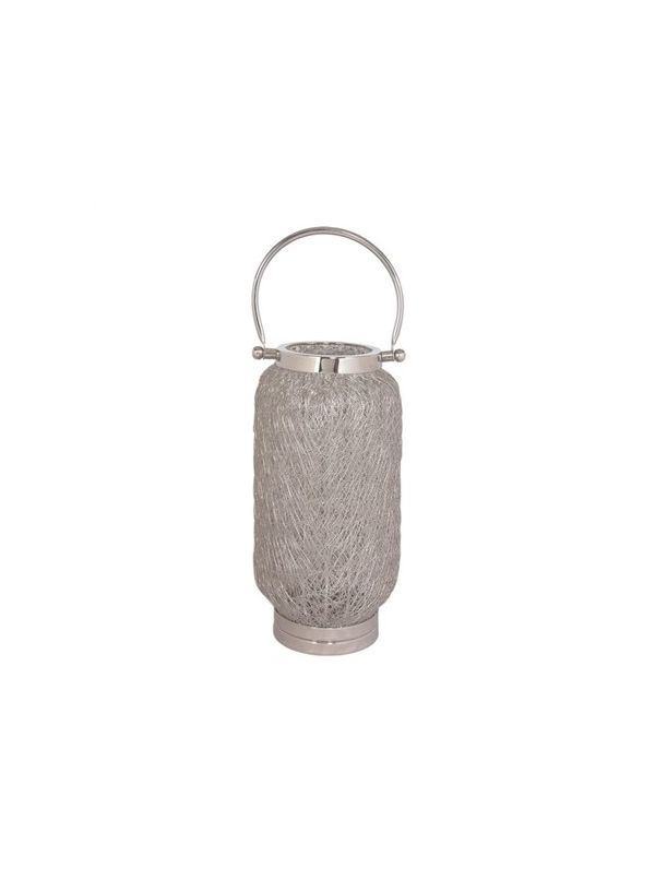 Mesh candle holder by Riado
