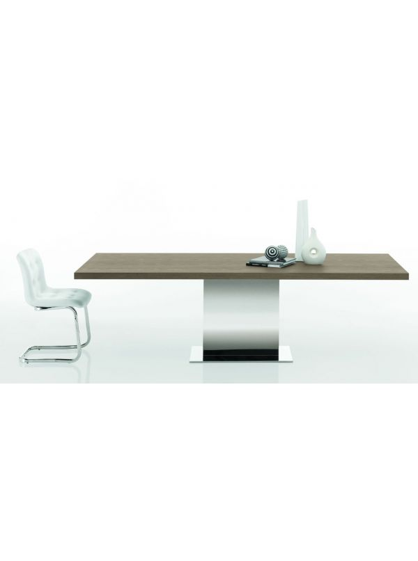 Oasis extendable Dinning Table by Bontempi