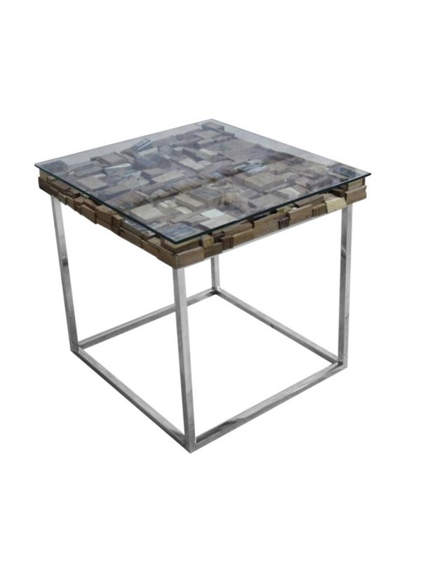 Viaggi End Table by Star International
